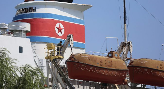 How North Korea's sanctions evasion at sea has evolved over time