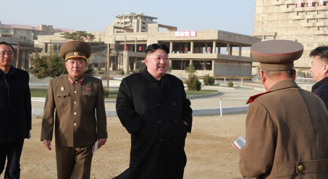 North Korea extends Wonsan-Kalma construction deadline to April 2020: KCNA