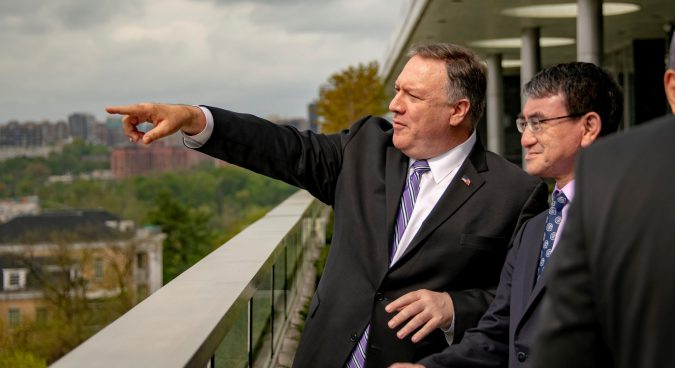 Negotiating team with North Korea to remain unchanged, despite criticism: Pompeo