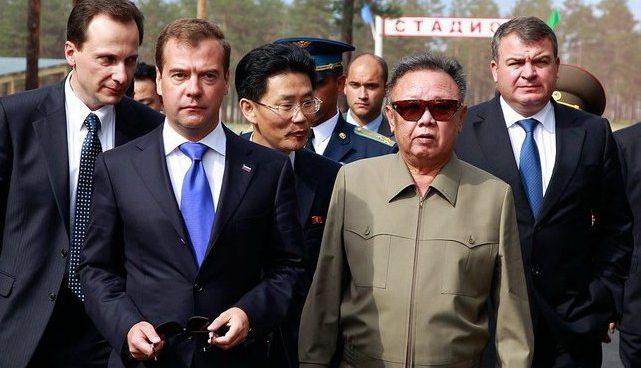 Frenemies reunited: a brief history of Russian-North Korean summitry