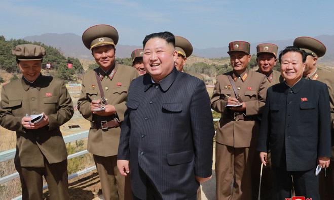 Kim Jong Un given new title amid broader North Korean political shake-up