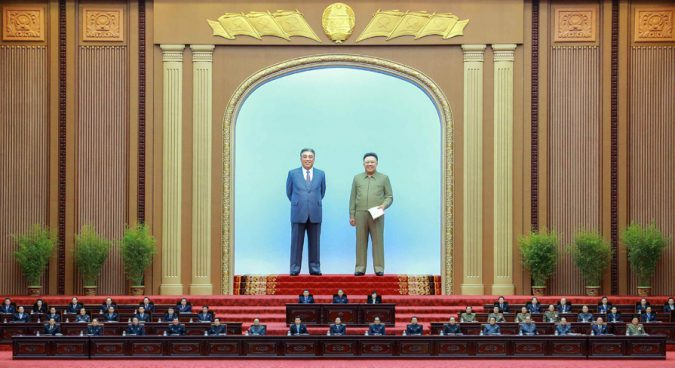 North Korea's legislature replaces key officials in first meeting since election