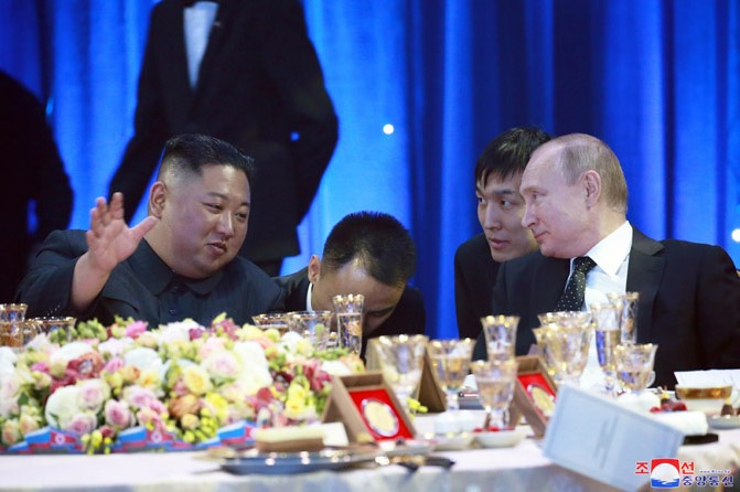 North Korea, Russia to deepen ties and cooperation: KCNA