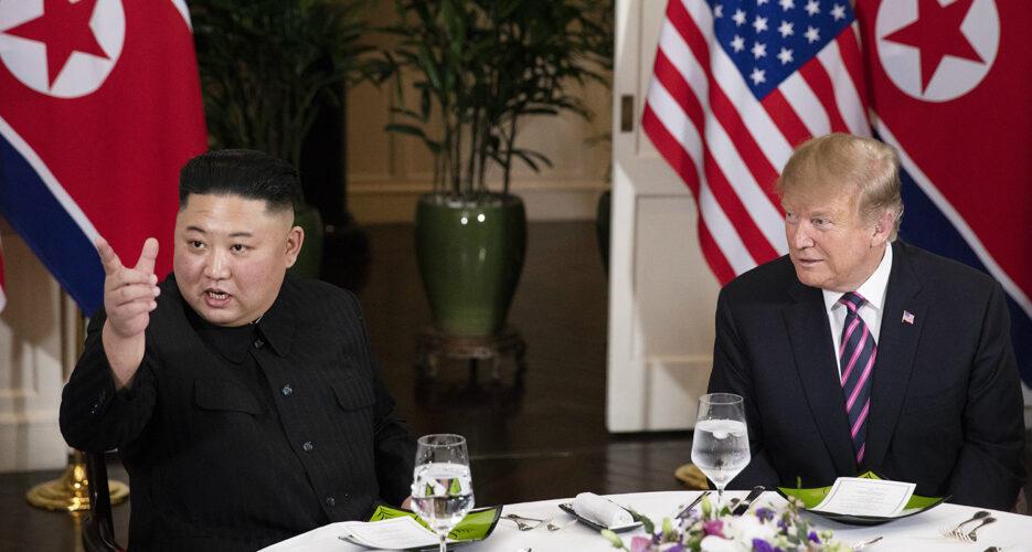"""Kim Jong Un open to third summit with Trump, but wants """"fair"""" deal: KCNA"""