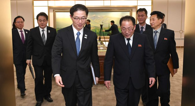 No director-level meetings held at Kaesong liaison office for eight weeks: MOU