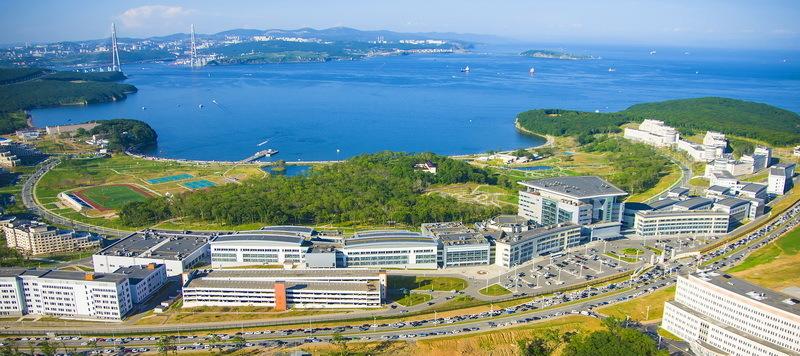 Vladivostok university preparing to host Kim-Putin summit, photos confirm