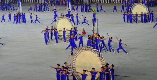 North Korea's mass games to return this year, tour company says