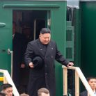 Kim Jong Un crosses DPRK-Russia border, says visit