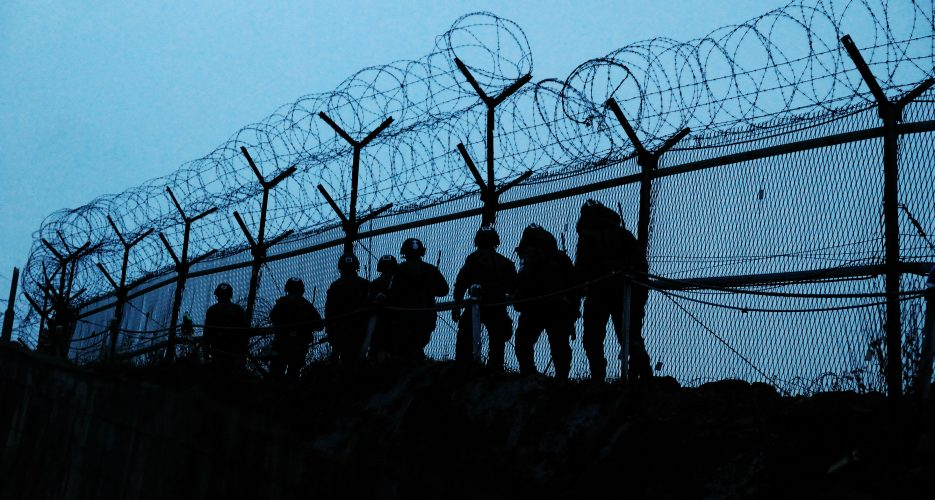 North Korean soldiers fired on South Korean guard post at DMZ, Seoul says