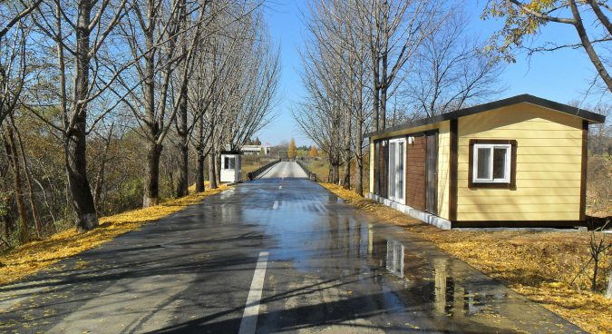 Public tours to southern part of Panmunjom will resume on May 1: MND