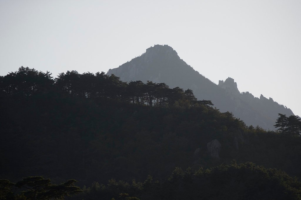 Holiday in North Korea: lessons from Mount Kumgang