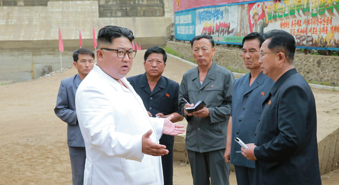 North Korean media hits out against South on Kaesong Industrial Complex, food aid