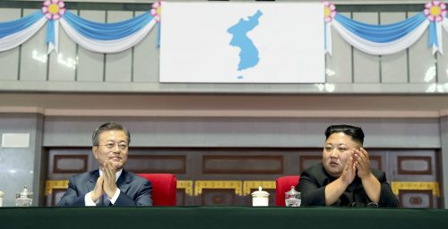 South Korea does not pursue 'unification by absorption': ministry