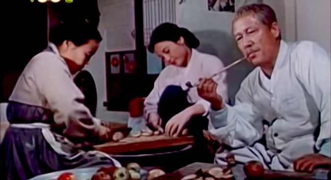 Domestic strivers as anti-heroines: household chores in North Korean movies