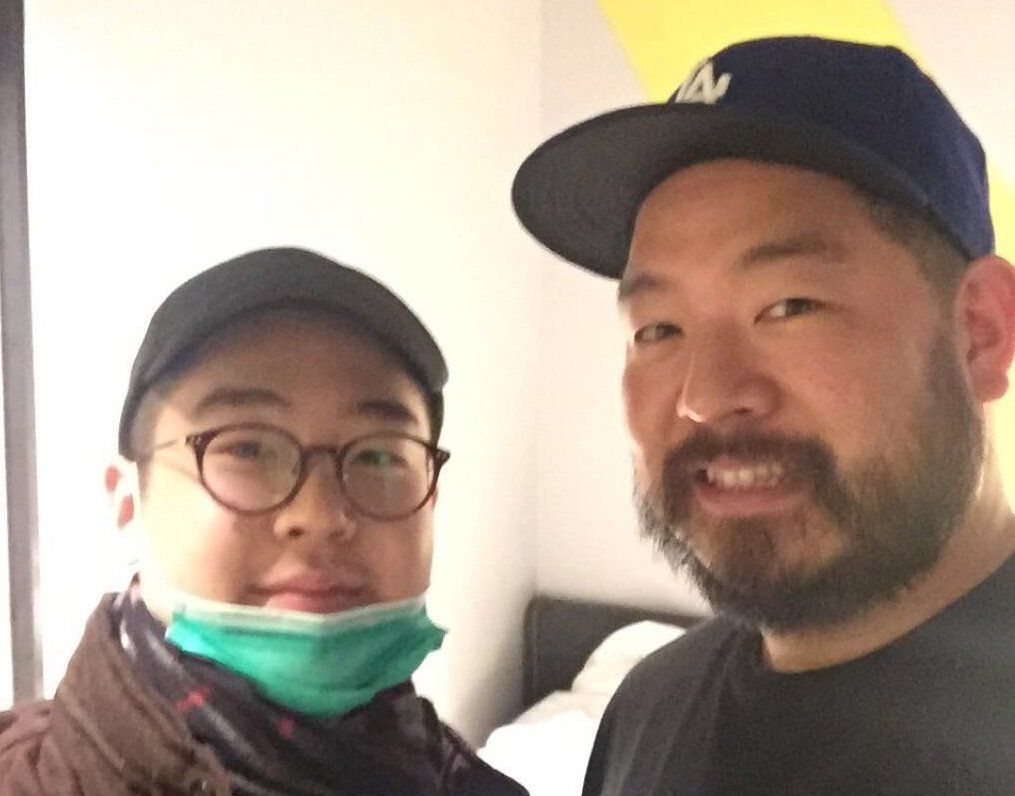 In new unredacted video, Kim Han Sol thanks Free Joseon group for