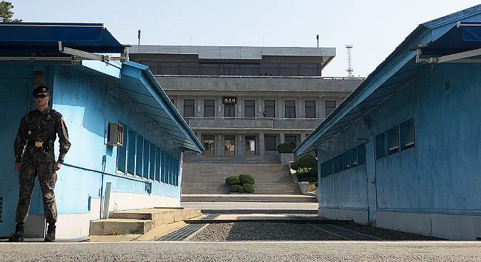 Numerous changes as South Korean side of JSA opens after six month hiatus