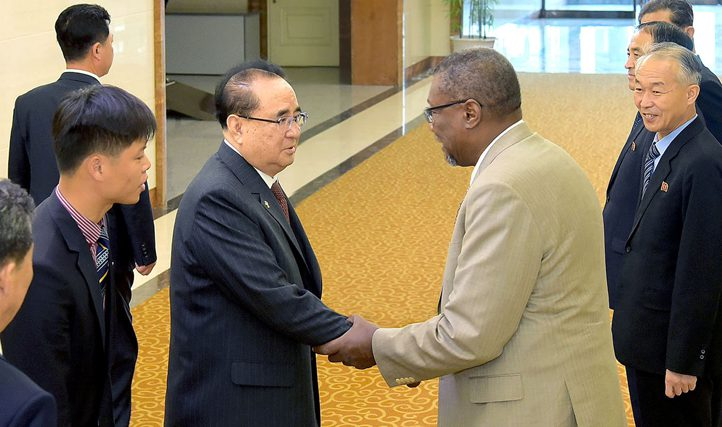 Top North Korean diplomat making second Cuba trip in under a year