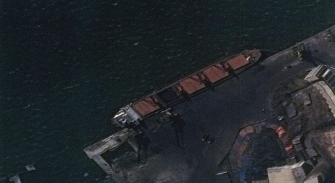 U.S. vessel seizure violates spirit of Singapore agreement, North Korea warns
