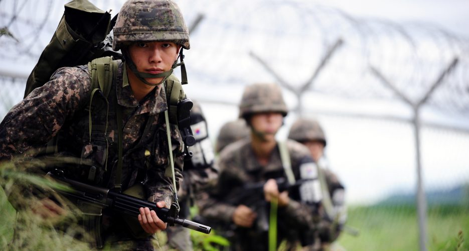 South Korea's defense ministry pushes for record-high $44.7 billion budget
