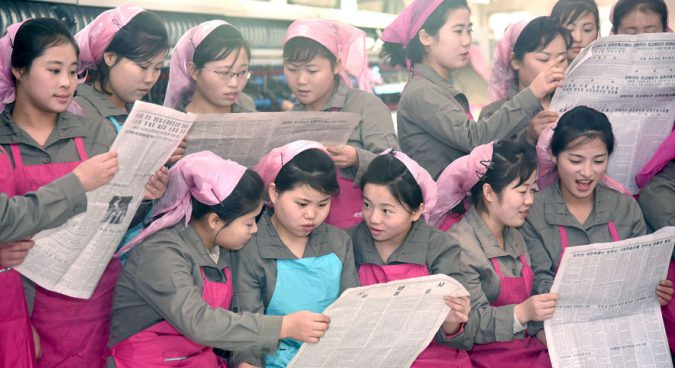 The historical roots of North Korea's notoriously-unreliable statistics