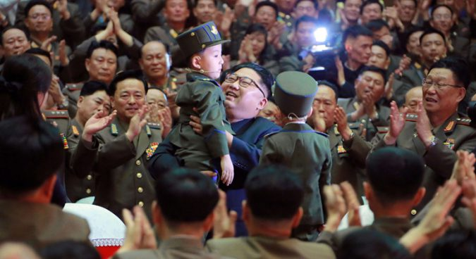 North Korean party daily stresses economic, ideological themes on war anniversary