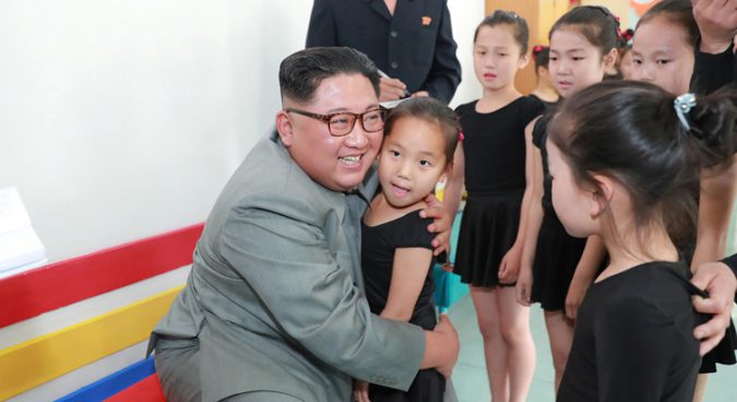 """""""The great successor"""": making sense of the rise and rise of Kim Jong Un"""