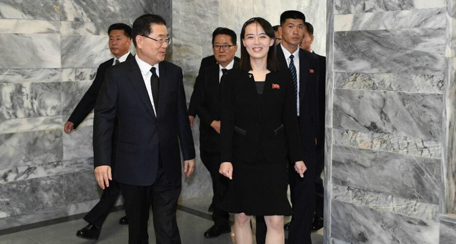 "Kim Yo Jong, sister of Kim Jong Un, lashes out at ""foolish"" South Korea"