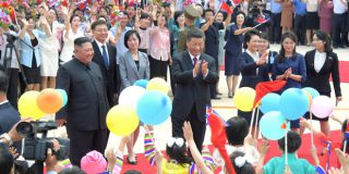 Friends reunited: why the Kim-Xi summit was masterful political theater