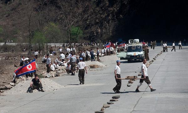 Experts doubt that North Korea's grueling 80-day work marathon did much good