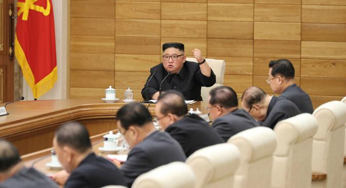 """Kim Jong Un may pursue """"Plan B"""" in future negotiations: ex-negotiator"""