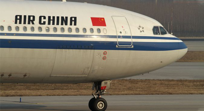 Ahead of Kim-Xi summit, Air China deploys wide-body jets on Pyongyang route