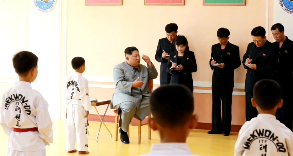 "South Korean minister dismisses ""fake news"" surrounding Kim Jong Un's health"