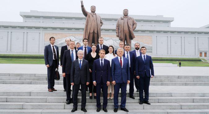 Bank Sputnik participated in Russian delegation to N. Korea last week: report