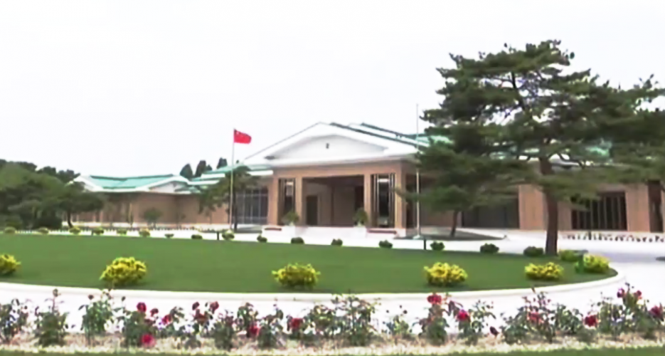 Confirmed: North Korea rapidly built Xi's new guesthouse from February to May