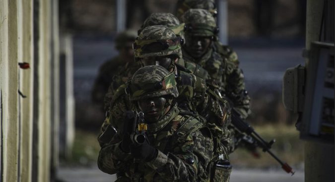 Why the United States should suspend joint military exercises with South Korea