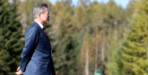 """Peace Economics"": is Moon Jae-in taking the peace?"