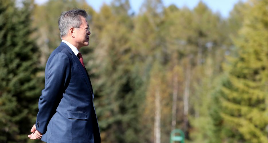 """""""Peace Economics"""": is Moon Jae-in taking the peace?"""