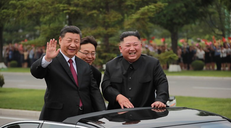 Marking treaty anniversary, party daily praises 'inseparable' China-N. Korea ties