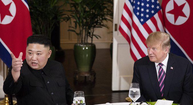 U.S. denies temporary suspension of North Korea sanctions under consideration