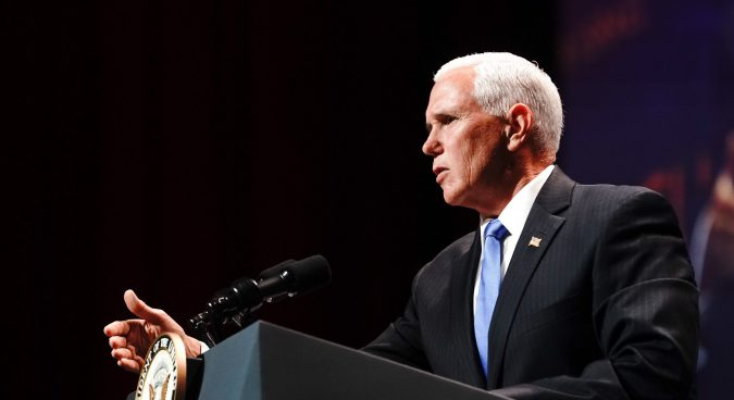 North Korea's treatment of religious people worse than China's: Pence