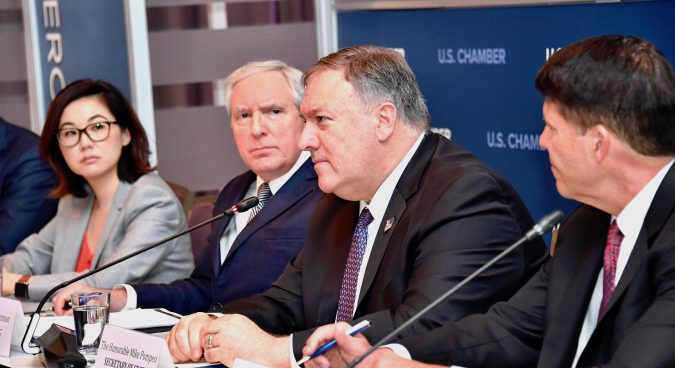 U.S. hoping North Korea brings new ideas to upcoming working-level talks: Pompeo