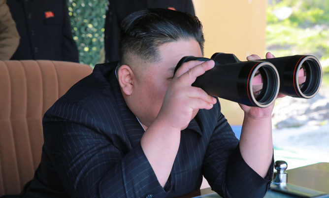 """North Korea launched two """"new-type"""" short-range ballistic missiles: Seoul"""