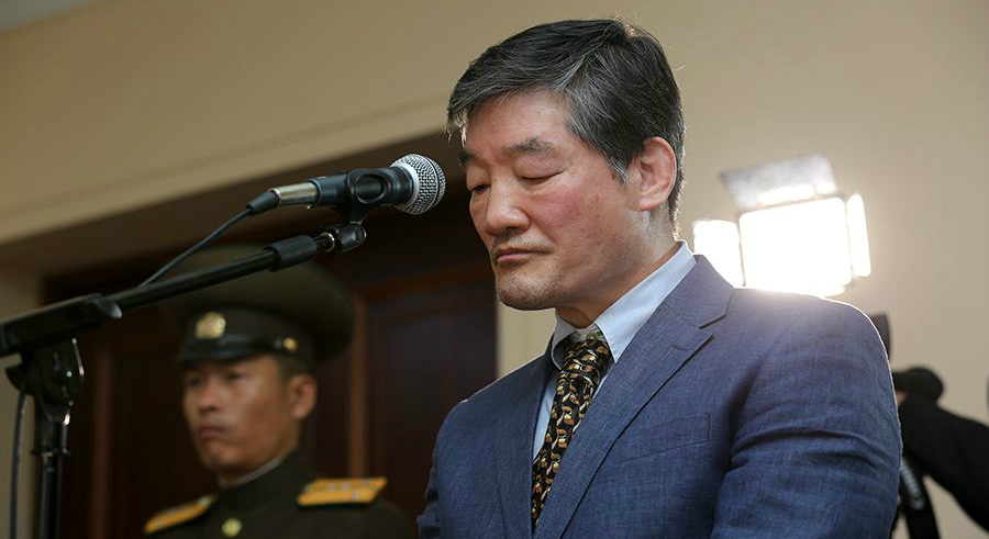Former detainee in North Korea says he spied for South Korean, U.S. intelligence