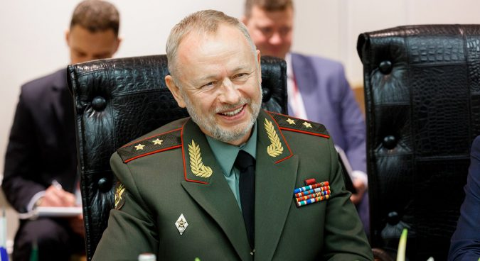 Russian deputy defense minister to discuss military cooperation in Pyongyang