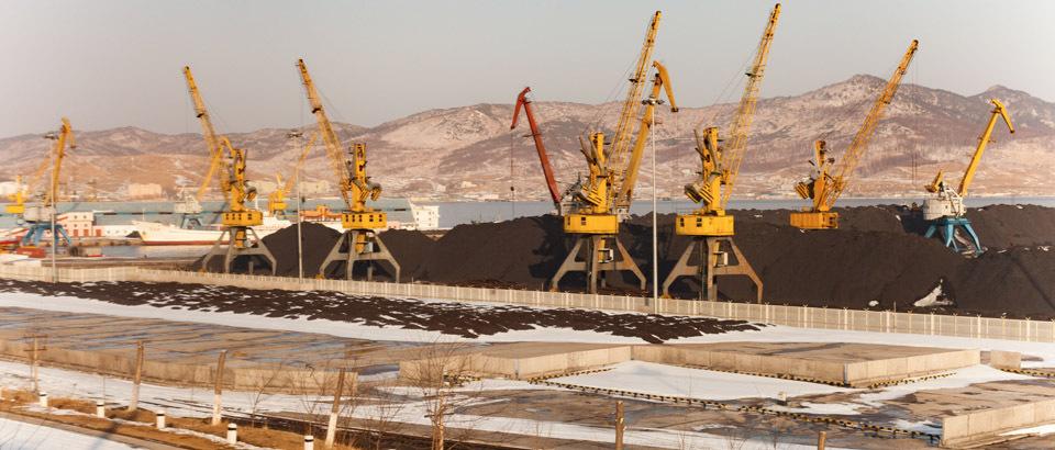 North Korean coal trans-shipper returns to South Korea