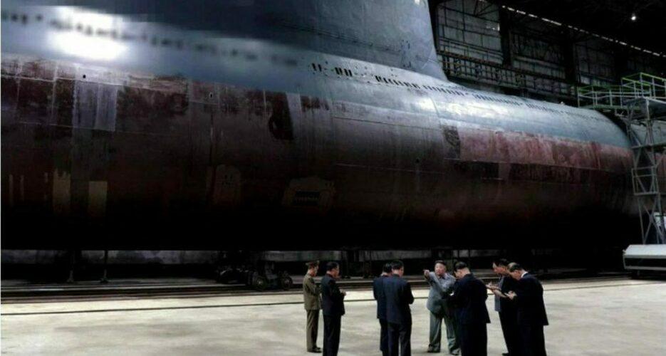 New North Korean submarine capable of carrying three SLBMs: South Korean MND