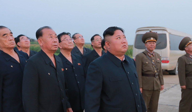 South Korea confirms North launched SRBMs this morning, urges end to regular tests