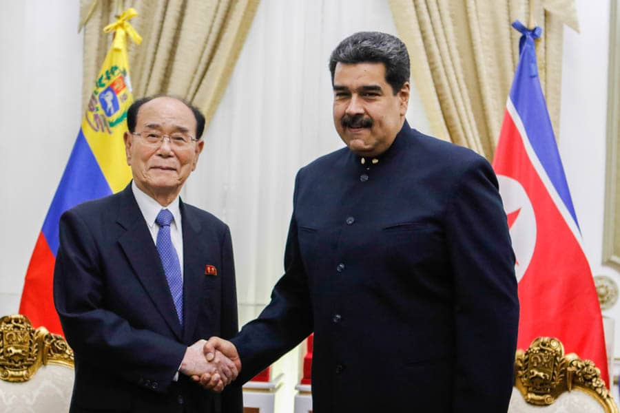 Venezuela to open embassy in North Korea on Wednesday afternoon