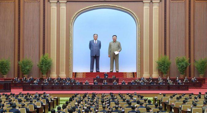 N. Korean constitutional revisions elevate status of SAC chairman Kim Jong Un