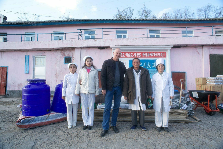 U.S. NGO gets UN green light for tuberculosis, hepatitis care work in North Korea